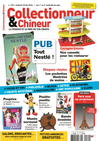 Collectionneur & Chineur